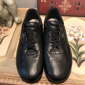 SAS Shoes - SAS Time Out Black Leather Sneaker